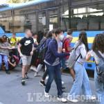 Pinerolo: rischiato l'incidente per un posto sul mezzo di trasporto scolastico