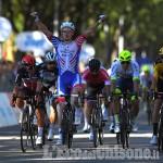 Ciclismo, Stupinigi parla francese: Milano - Torino a Demare