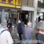 Treno Pinerolo-Torino, passeggeri in attesa per ore