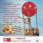 """Usseaux: """"La domenica del borgo"""" a Balboutet"""