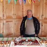 Sestriere: ha spento 90 candeline don Gaetano Bellissima, parroco e maestro di sci
