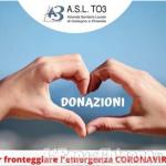 Pomaretto: il Comune dona 500 euro all'Asl TO3 per la lotta la coronavirus