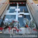 Luserna S.G., presidio in memoria di Carmen De Giorgi e l'intervento della Sparea