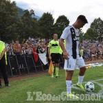 Calcio, salta l'appuntamento 2020 con la passerella della Juve a Villar Perosa