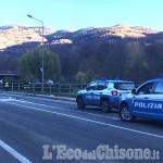 Villar Perosa: schianto frontale in via Nazionale, due feriti