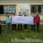 None: la Podistica dona 1.000 euro alla scuola primaria
