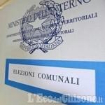 Elezioni: a Porte Zoggia senza avversari, a Massello un candidato ogni due elettori