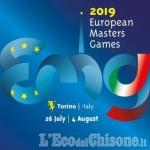European Master Games: anche Giaveno e Fenestrelle domani in Città metropolitana