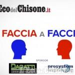 Pinerolo: questa sera il faccia a faccia online tra i candidati sindaco. Maxi schermo in piazza Facta