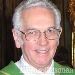Addio a don Dino Garbero, parroco di Piossasco