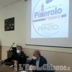 """Elezioni Pinerolo: Roberto Prinzio è il candidato sindaco di """"Pinerolo Rinasce"""""""