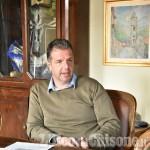 Frossasco riconferma il sindaco uscente Federico Comba
