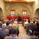 Fenestrelle: gli Alpini festeggiano i 60 anni del gruppo