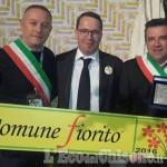 Pomaretto rappresenta l'Italia al concorso europeo dei Comuni fioriti