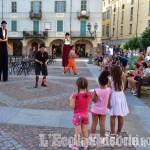 Pinerolo: weekend con gli artisti di strada