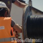 Open fiber porta la fibra ottica in ogni casa di Pinerolo: convenzione con il Comune