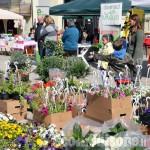 Porte: Fioriovunque con mercatino e conferenza sui giardini della Normandia