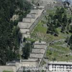 Nel bilancio della Regione Piemonte 500mila euro per il Forte di Fenestrelle