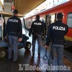 Pinerolo: bivaccavano nella casa cantoniera, denunciati dalla Polfer per resistenza e minacce