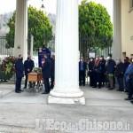 Pinerolo in lutto per l'ultimo saluto ai cantonieri della Città Metropolitana travolti e uccisi da un camion
