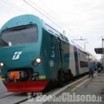 Treno bloccato alla stazione di Nichelino, scendono molti passeggeri