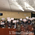 Gioco d'Azzardo: protesta dell'opposizione in Consiglio regionale