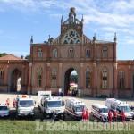 Dalla Fondazione Crt nuova ambulanza alla Croce rossa di Moretta