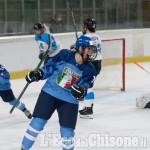Hockey ghiaccio, grande festa italiana a Torre Pellice: pass per qualificazione olimpica