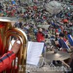 Fiati del Boucie: domenica 30 concerto al colle