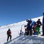 Prali: 170 atleti per gli slalom FIS Giovani sul Bric Rond