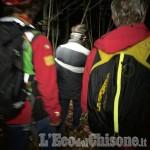 Trana: ferito ad un braccio dopo una caduta, recuperato dal Soccorso Alpino