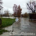 Maltempo: Casalgrasso, chiuso corso Europa