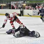 Hockey ghiaccio, a porte chiuse Valpeagle fa sua gara 2