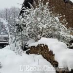 Torna l'inverno, neve anche a bassa quota