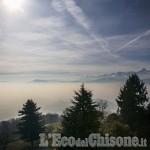 Settimana di nubi basse in pianura e sole in quota!