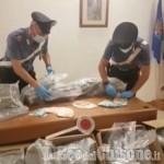 Orbassano: 31 chili di marijuana sul camion, tre corrieri della droga arrestati all'Interporto