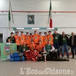 Valchisone padrona, titolo hockey indoor under 21 e Perosina al vertice nelle bocce