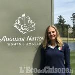 Golf, da Pinerolo ad Augusta: storica Caterina Don
