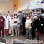 Bruino: un nuovo cardiografo al san Luigi nel ricordo di Daniele Ceolin