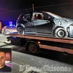 Buriasco: ubriaco al volante, investe 23enne di Pancalieri. Arrestato per omicidio stradale