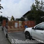Cantiere a Inverso Pinasca: Sp 166 chiusa a Fleccia fino a sabato 14 luglio