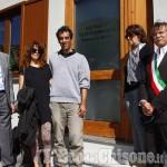 Sestriere: intitolata a Francesco Jayme la Centrale di teleriscaldamento