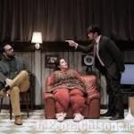 """Piossasco: a teatro con """"La donna più grassa del mondo"""""""