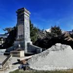 Sestriere: il monumento al Campionissimo Fausto Coppi svelato poco prima del passaggio del Giro d'Italia