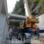 Prali: la provinciale 169 è di nuovo chiusa per lavori