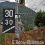 Pinerolo-Torre Pellice, ecco il progetto del Politecnico: due piste per bus e biciclette e recupero stazioni
