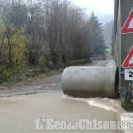 Allerta meteo, aggiornamenti: in Val Pellice, frane a Famolasco e Rorà: coinvolte alcune case