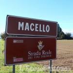 Covid-19: primo caso a Macello, il quinto a Villafranca