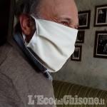 Villar Perosa: volontari cuciono mascherine da distribuire alla popolazione