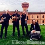 Cavour: concerto del quartetto Magasin du Cafè all'Abbazia